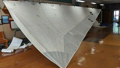 $750 • Buy Pearson 36 Mainsail, 40.5' Luff By 12.75' Foot, DCX Cloth 5 Full Length Battens