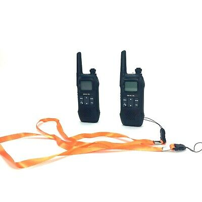$ CDN40.56 • Buy Retevis RT16 Walkie-Talkie Rechargeable Adult | 2 Way Radio Long Range Set Of 2