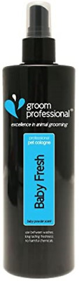 £14.22 • Buy GROOM PROFESSIONAL Baby Fresh Cologne 500 Ml