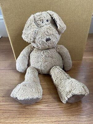 Mamas & Papas Pumpkin Puppy Dog Once Upon A Time Soft Plush Toy Appx 16   • 12.99£