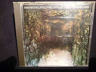 $29.75 • Buy SWANS RELATED PROJECT M.GIRA Drainland (380)
