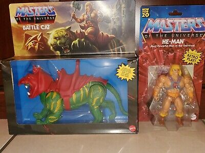 $59.99 • Buy Masters Of The Universe Origins - Battle Cat And He-Man - New