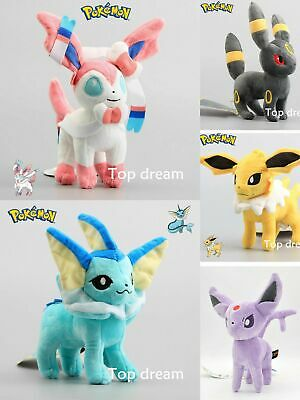 8  Standing Umbreon Plushie Plush Doll Soft Toy Kids Xmas Cute Gifts • 6.39£