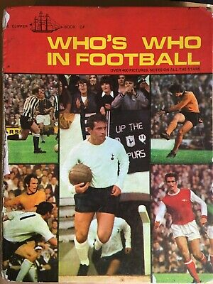 £4 • Buy Who's Who In Football - 1971
