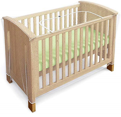 £18.88 • Buy Mosquito Net For Cot, Crib & Cot Bed - Baby Mosquito Insect Net - Cat Net With