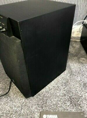 Yamaha YST - SW 105 Subwoofer. Fully Working, Great Sound And Power, • 110£
