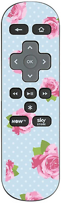 Stika.co Blue Shabby Chic Design Sticker For TV Remote Controller • 3.01£