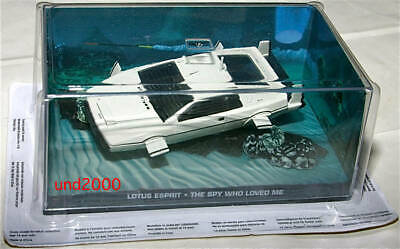 $ CDN131.20 • Buy 007 Car Collection 3 Spy Who Loved Me 1/43 Lotus Esprit Submarine Bond The