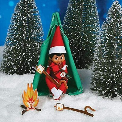 AU50.48 • Buy Elf On The Shelf Christmas Camper Claus Couture