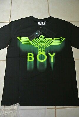 Boy London - Ghost Tee - Black - Uk Size Xs - New In Retail Bag - Excellent  • 29.99£