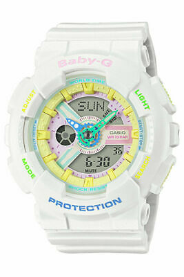 $ CDN111.65 • Buy Casio G-Shock Baby-G Women's ANA-DIGI  Harajuku  Watch BA110TM-7A