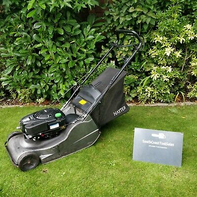 Hayter Harrier 48 Pro Self Drive Roller Lawnmower GWO #2414 Postage Available  • 500£