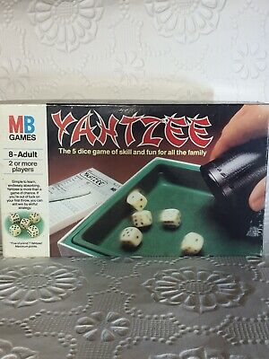 Mb Games Yahtzee Missing Two Dice  • 4.99£