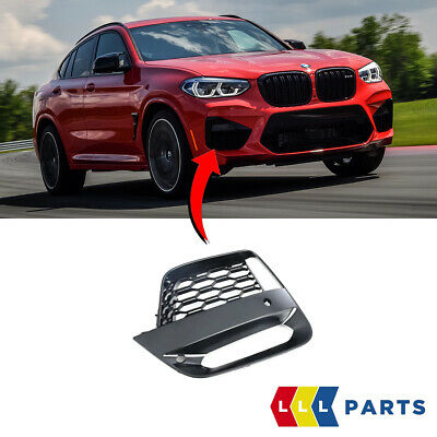 AU167.42 • Buy New Genuine Bmw X3 X4 Series G01 G02 Front M Bumper Open Side Grill Right O/s