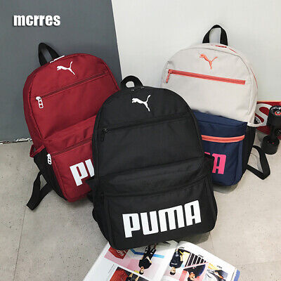 AU30.99 • Buy Men's Backpack Women Shoulder Bag School Gym Travel Duffle Sport Hiking Rucksack