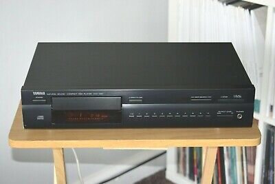 Yamaha CDX-480 CD Player Hi-Fi Stereo Separate MADE IN FRANCE • 69.99£
