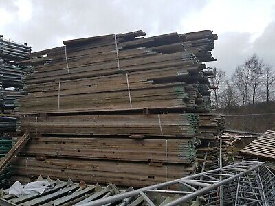 £19.50 • Buy Reclaim Used Scaffold Boards Timber - Cut To Size