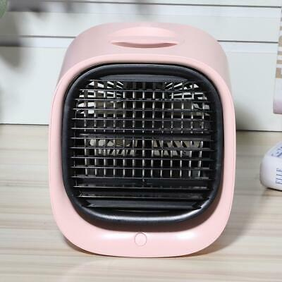 AU38.85 • Buy LED Mini Cooling Fan Humidification Air Conditioning Fan USB Air Cooler 300ml