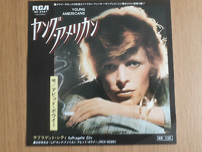 David Bowie - Young Americans, Japan • 41£