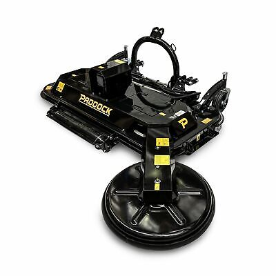 AU4199 • Buy Tractor PTO Rotary Mower Grass Slasher With Side Swing Arm