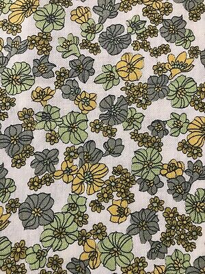 Genuine Viyella Fabric: Vintage Retro 40's - 60's Winter Fabric 2.3 Mt X 90 Cms • 55.35£