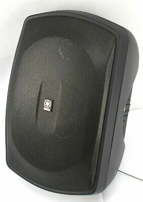 AU99.71 • Buy Yamaha NS-AW190BL 2-Way Indoor/Outdoor Speakers (Black) - 1 Unit Only