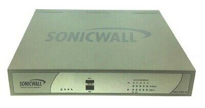 $159.99 • Buy SONICWALL NSA 250M APL25-090 NETWORK SECURITY APPLIANCE Fully Tested
