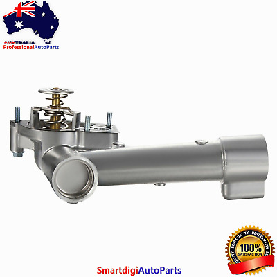 AU57.99 • Buy Thermostat And Housing For Holden Commodore Vz Ve Vf V6 3.6l Alloytec Le0 Ly7