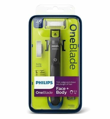 £33.95 • Buy Philips QP2620/25 OneBlade Wet Dry Facial Hair Trimmer Shaver-Face And Body