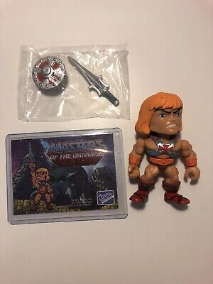 $24.99 • Buy The Loyal Subjects HE-MAN Masters Of The Universe Wave 1 Vinyl Figure Complete!