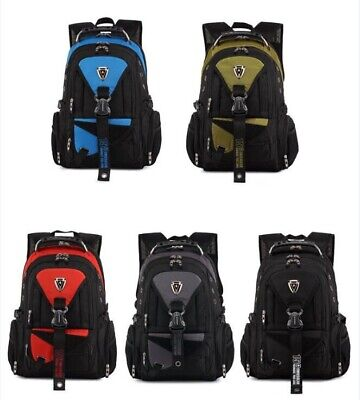 New Swiss Army Backpack Backpack Bag Men Features Large Capacity Female Be015 • 40.79£