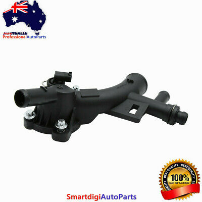 AU33.99 • Buy Water Outlet Thermostat Housing & Sensor 25193922 For Holden Cruze JH Barina 1.4