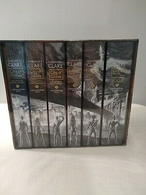 The Mortal Instruments A Shadowhunters 6 Books Set By Cassandra Clare (Rare Set) • 47.76£