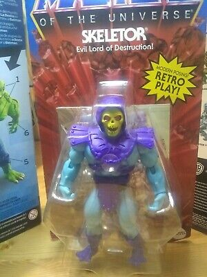 $18 • Buy Masters Of The Universe Origin Skeletor Sction Figures 5.5 Inches