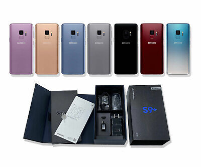 $ CDN473.36 • Buy UNUSED Factory Unlocked Samsung Galaxy S9+ 64GB Black T-Mobile / Verizon / AT&T