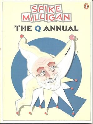 Q Annual By Spike Milligan (Paperback, 1980)  • 7.26£