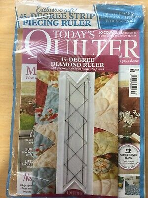 Today's Quilter Magazine Issue No 51 POST FREE • 6.90£