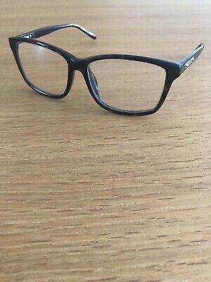 Karen Millen Tortoise Shell Prescription Glasses - With Case And Cloth • 12£