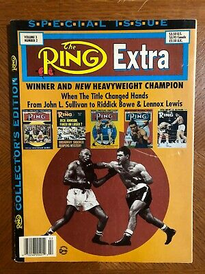 $19.99 • Buy The Ring Boxing Magazine ~ 1993 ~ Collector's Edition MS1077