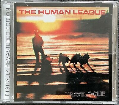 The Human League Travelogue Remastered Cd New (other) • 6.99£
