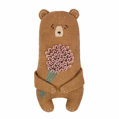 Miadolla Aroma Bear Sewing Craft Kit -  Embroidery Lavender Woodland Animals • 9.99£