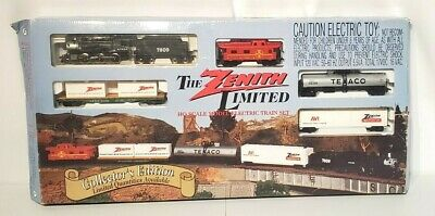 $ CDN118.88 • Buy The Zenith Limited HO Scale Model Electric Train Set Toy Collector NEW OPEN