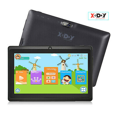 £39.39 • Buy Xgody 2021 Cheap Android Tablet PC 7 Inch 16GB 2xCamera WIFI Bluetooth Quad-core