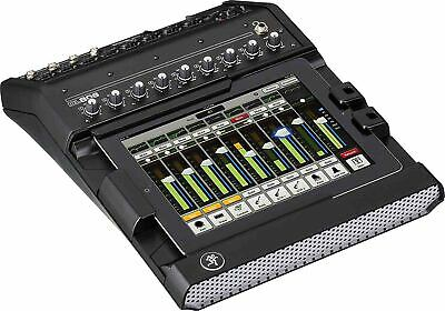 $699.99 • Buy Mackie DL806, 8-Channel Digital Live Sound Mixer With IPad Control