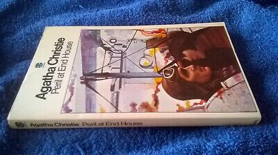 1975 Peril At End House By Agatha Christie • 10£
