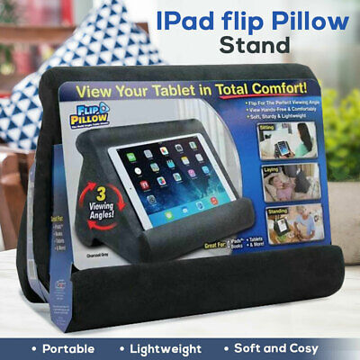 AU16.45 • Buy Tablet Pillow Stands Book Reader Lap Rest Stand IPad IPhone Pad Cushion Holder
