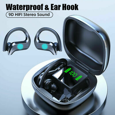 AU27.99 • Buy TWS Wireless Bluetooth 5.0 Earphone Sport Earbuds Headsets For Iphone & Samsung