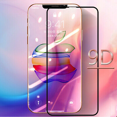 Gorilla For IPhone XS Max 11 Pro XR Screen Protector 9D Full Tempered Glass Film • 3.55£