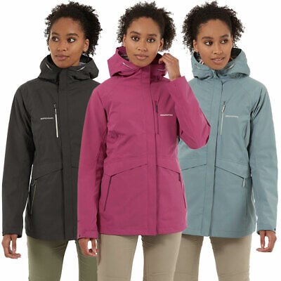 Craghoppers Womens Caldbeck Aquadry Waterproof Jacket • 82.34£