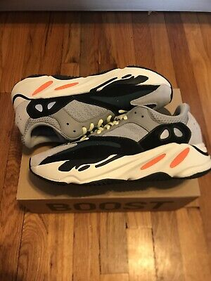 $ CDN764.16 • Buy Adidas Yeezy Boost 700 Wave Runner, Solid Grey,  MENS SIZE 8, Brand New In Box